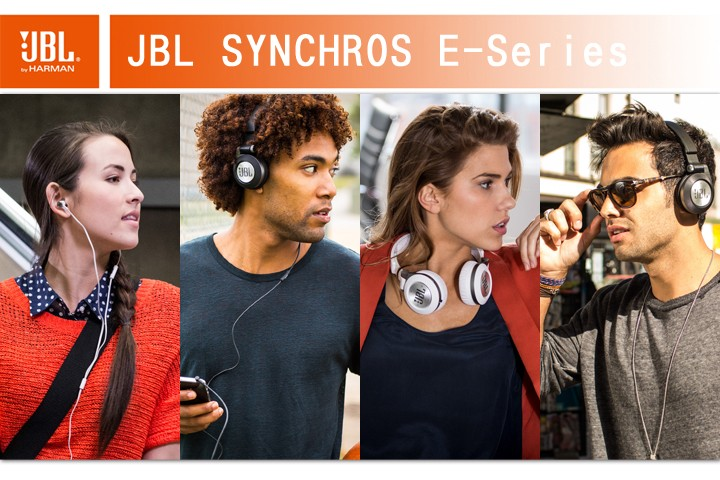 Synchros E系列耳機全新上市。