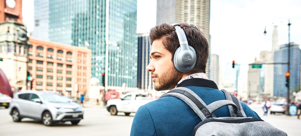 JBL Everest Elite 750NC 環感降噪藍牙無線耳機 - 全新上市